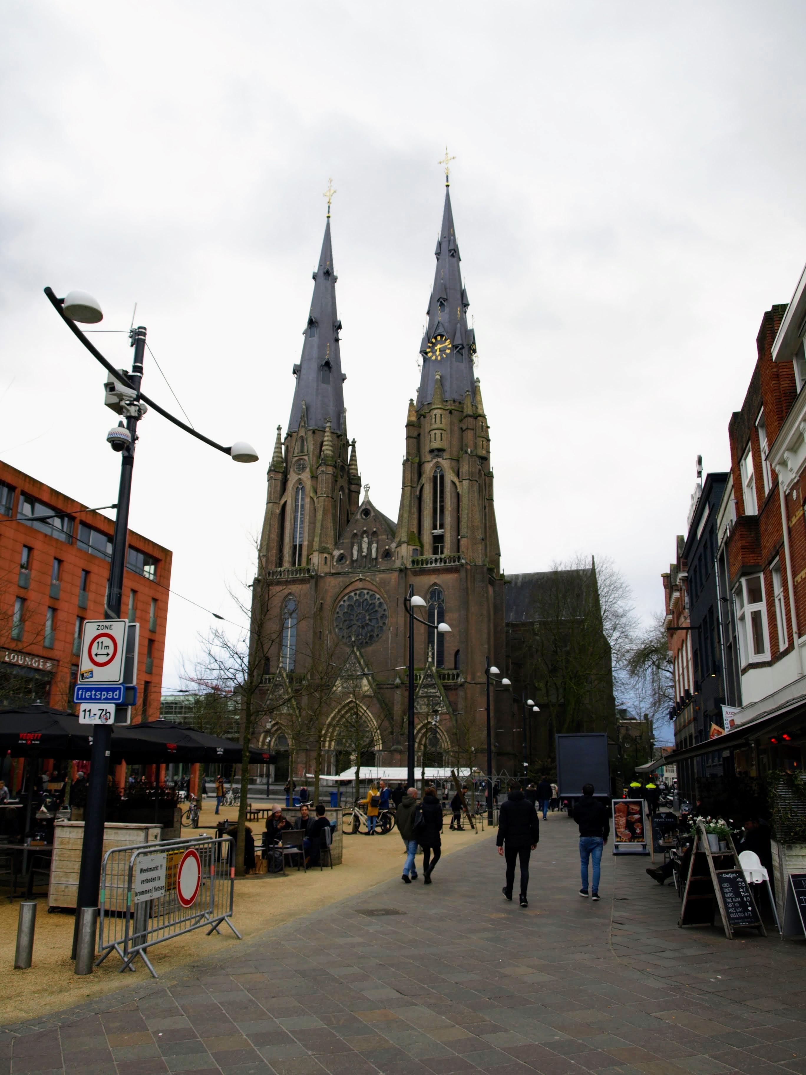 Kostel svaté Kateřiny v Eindhovenu