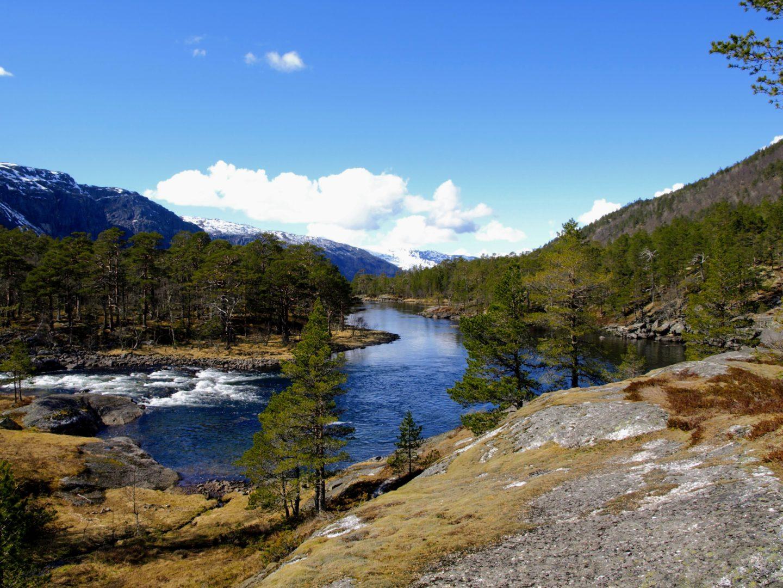 Západní Norsko – Údolím vodopádů (2)