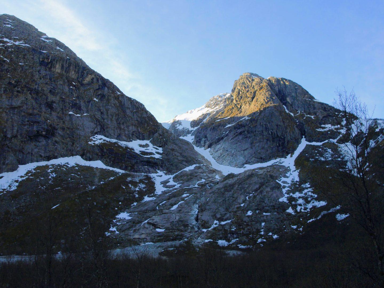 Ledovec nám utekl kamsi do hor