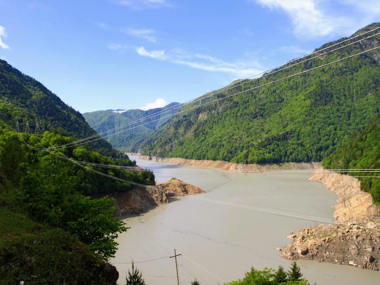 Gruzie – Cesta do hor (1)