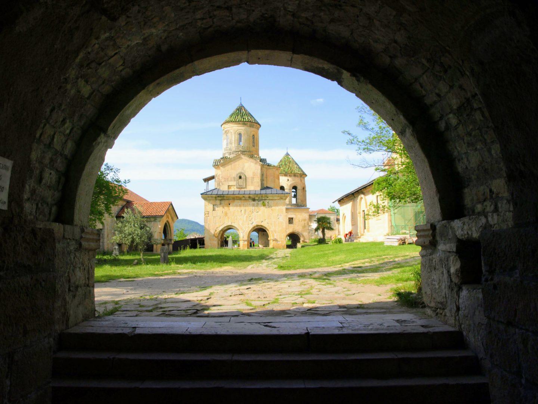 Gruzie – Kutaisi (3)