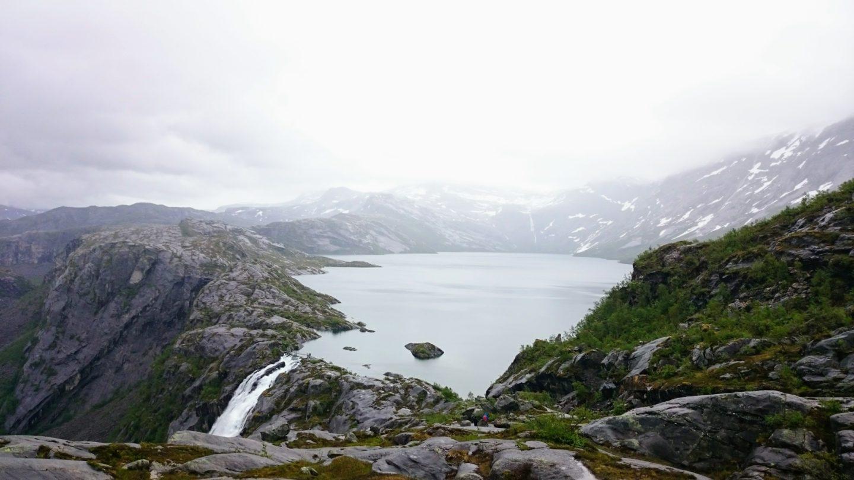 Lofoty – Národní park Rago (2)