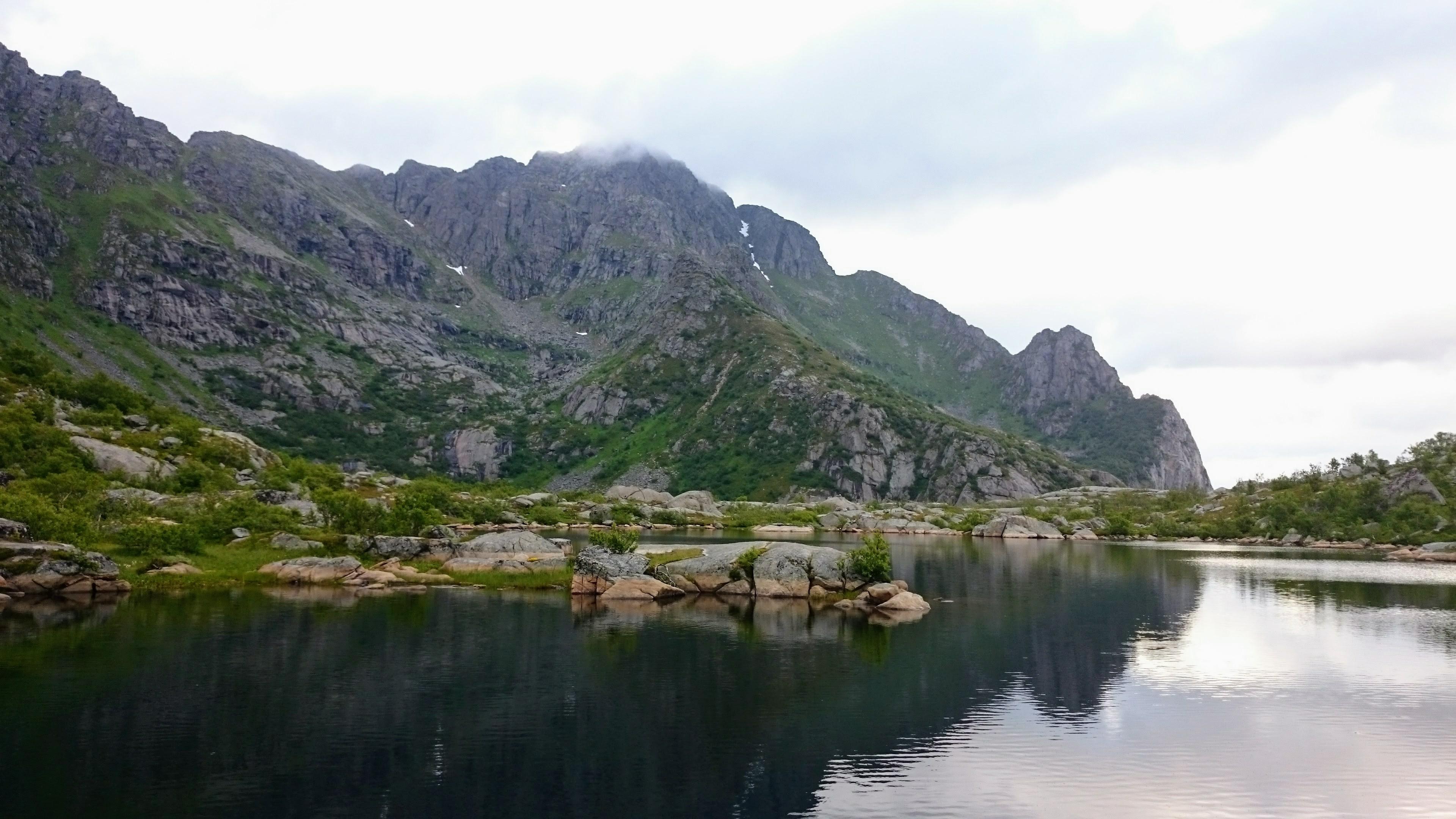 Jezero Heiavatnet