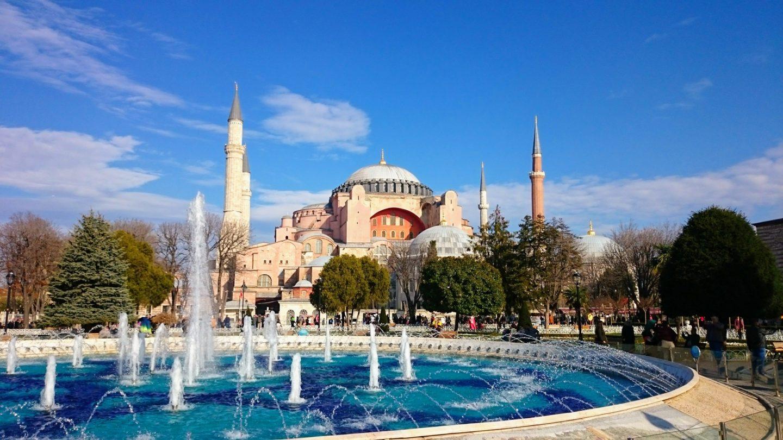 Istanbul – Vůně orientu (1)