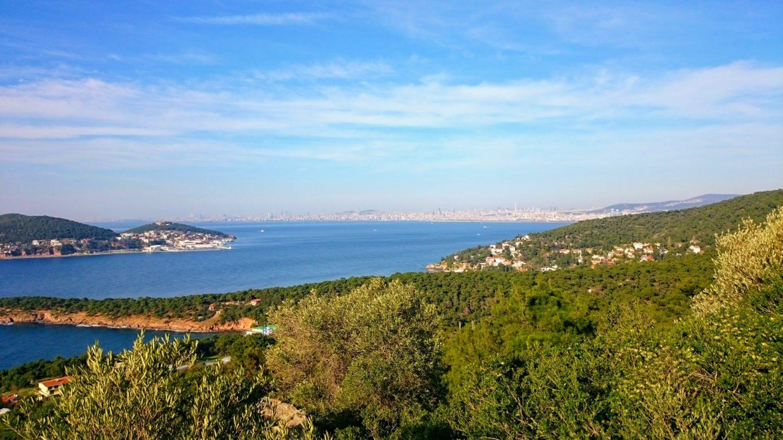 Istanbul – Princovy ostrovy a Bospor (2)