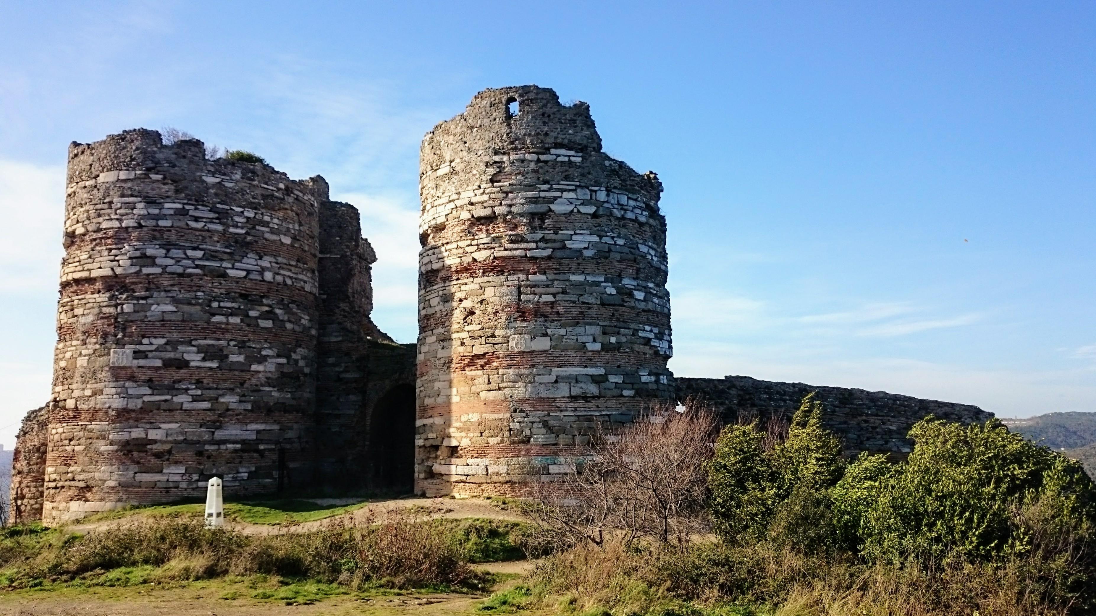 Strážní hrad nad Bosporem