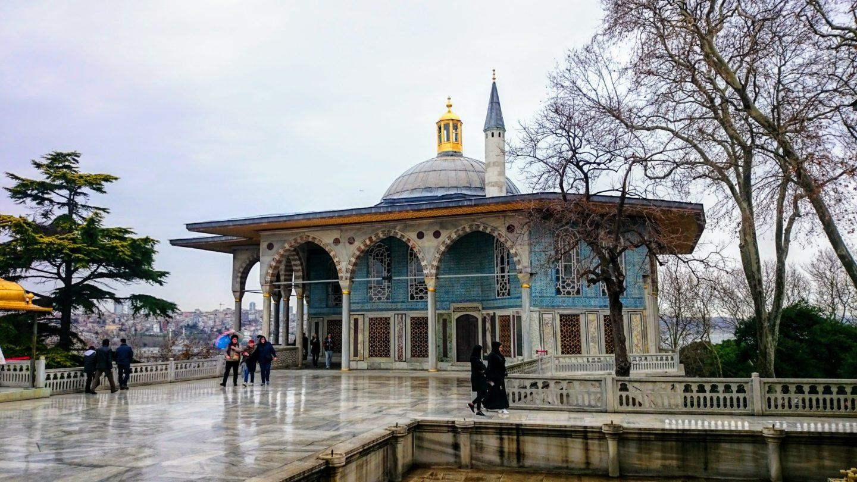 Istanbul – Topkapi palác (3)