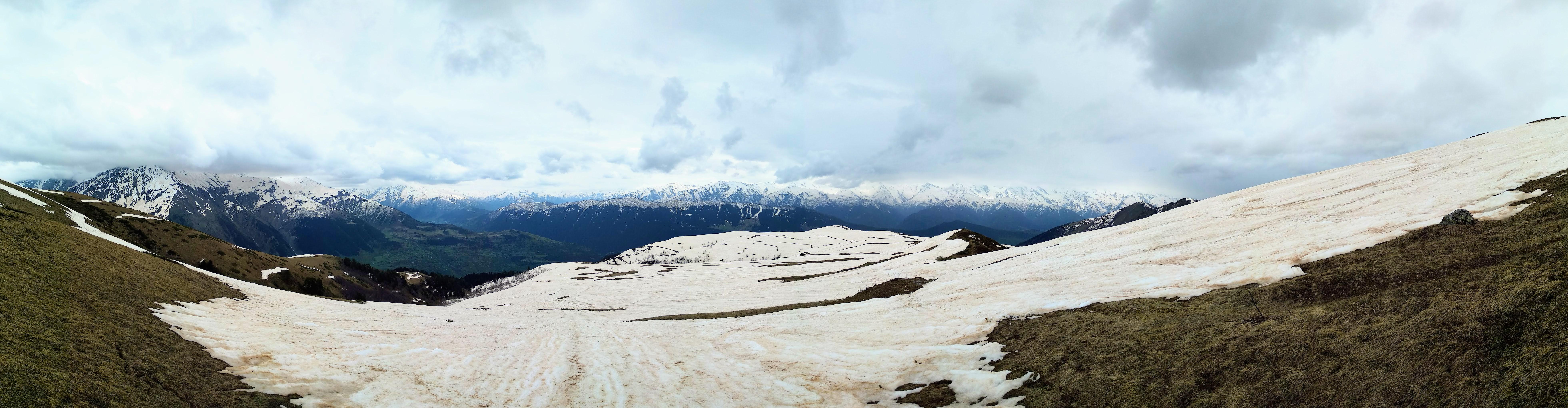 Panorama (2400 m n. m.)