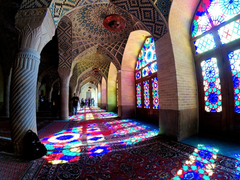 Video: Írán 2018 – Architektura a zahrady (2)