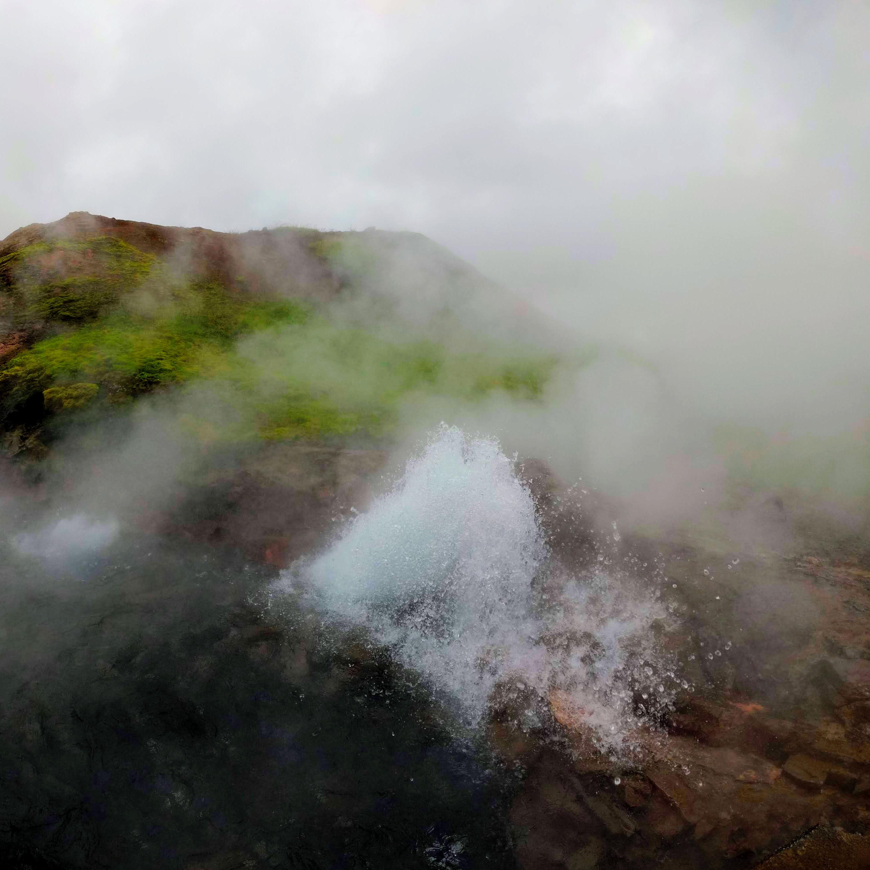 Bublající voda, Deidaltunguhver