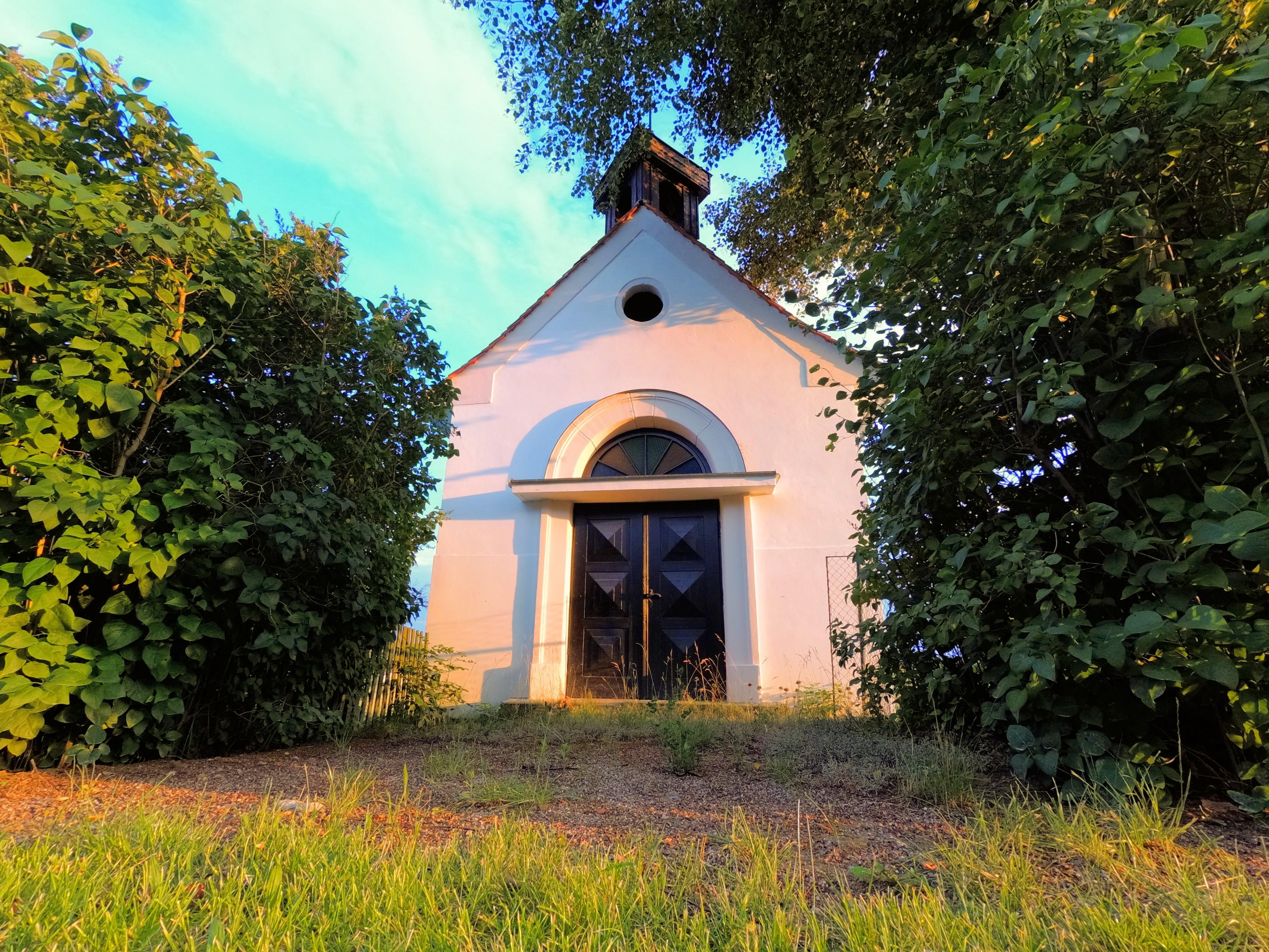 Kaplička ve vesnici Bor, Suchdol nad Lužnicí