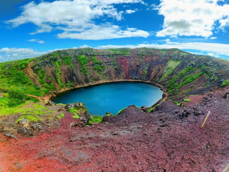 Kráter Kerið