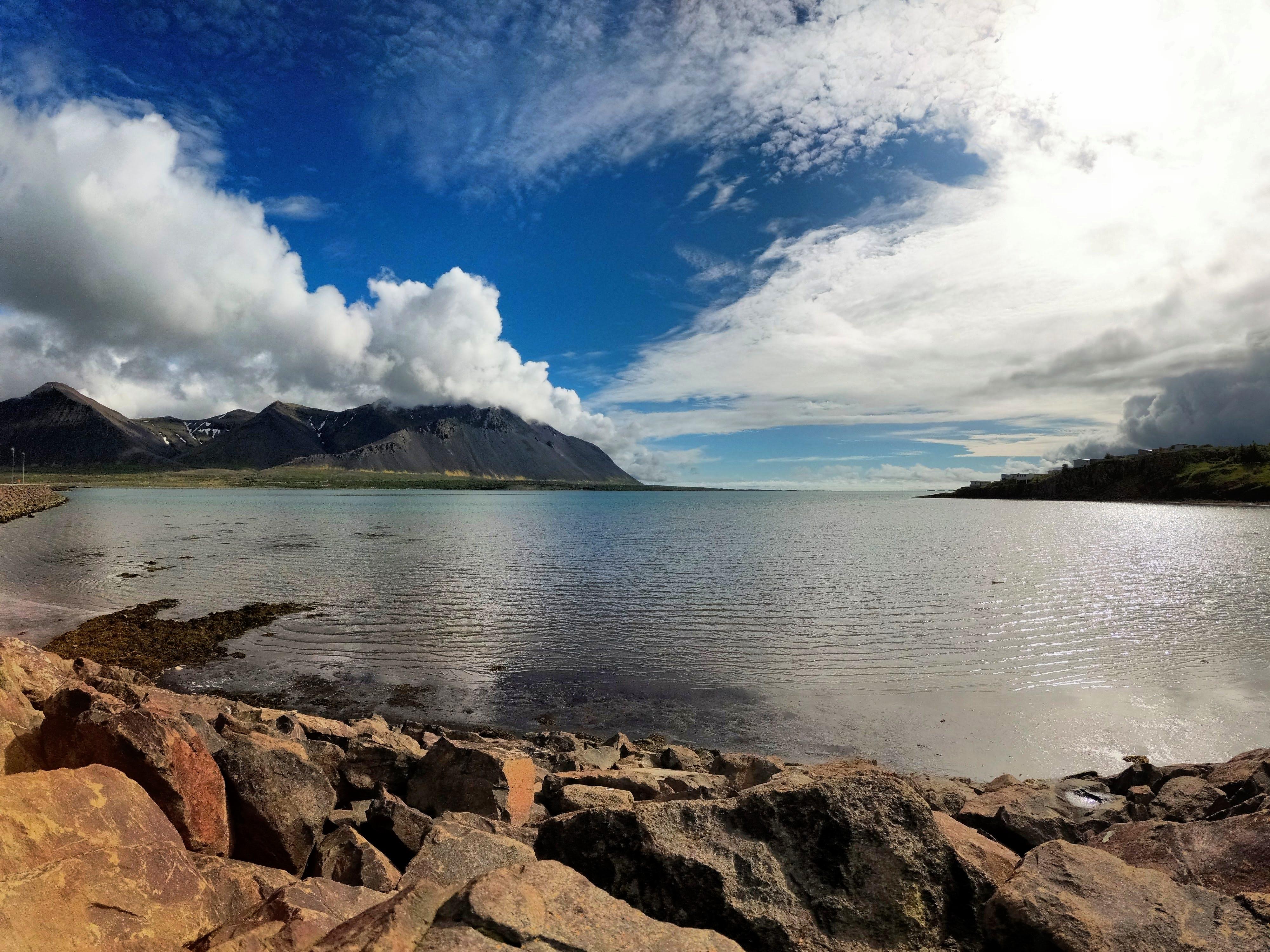 Fjord u Borgarnes