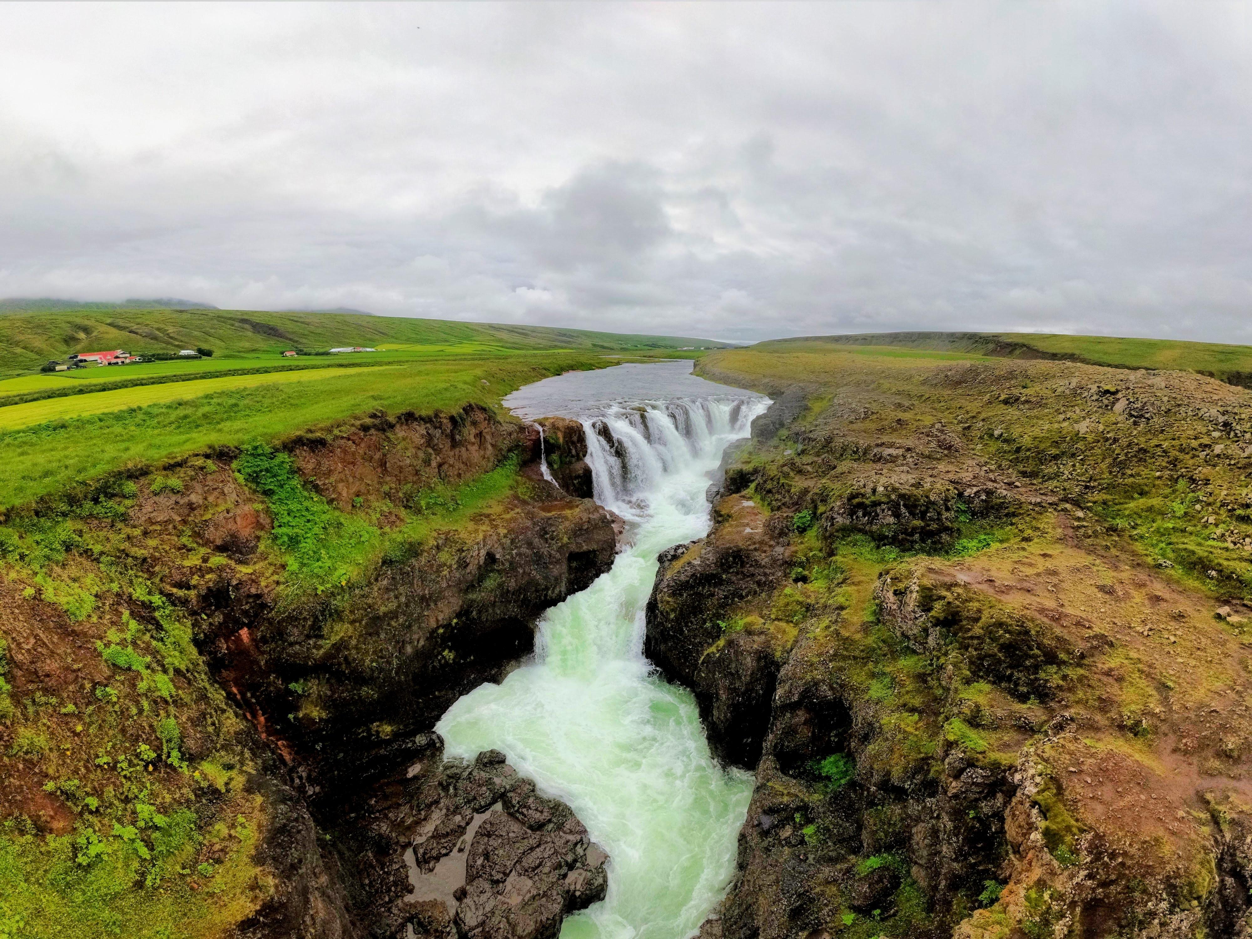 Vodopád Kolugljúfur