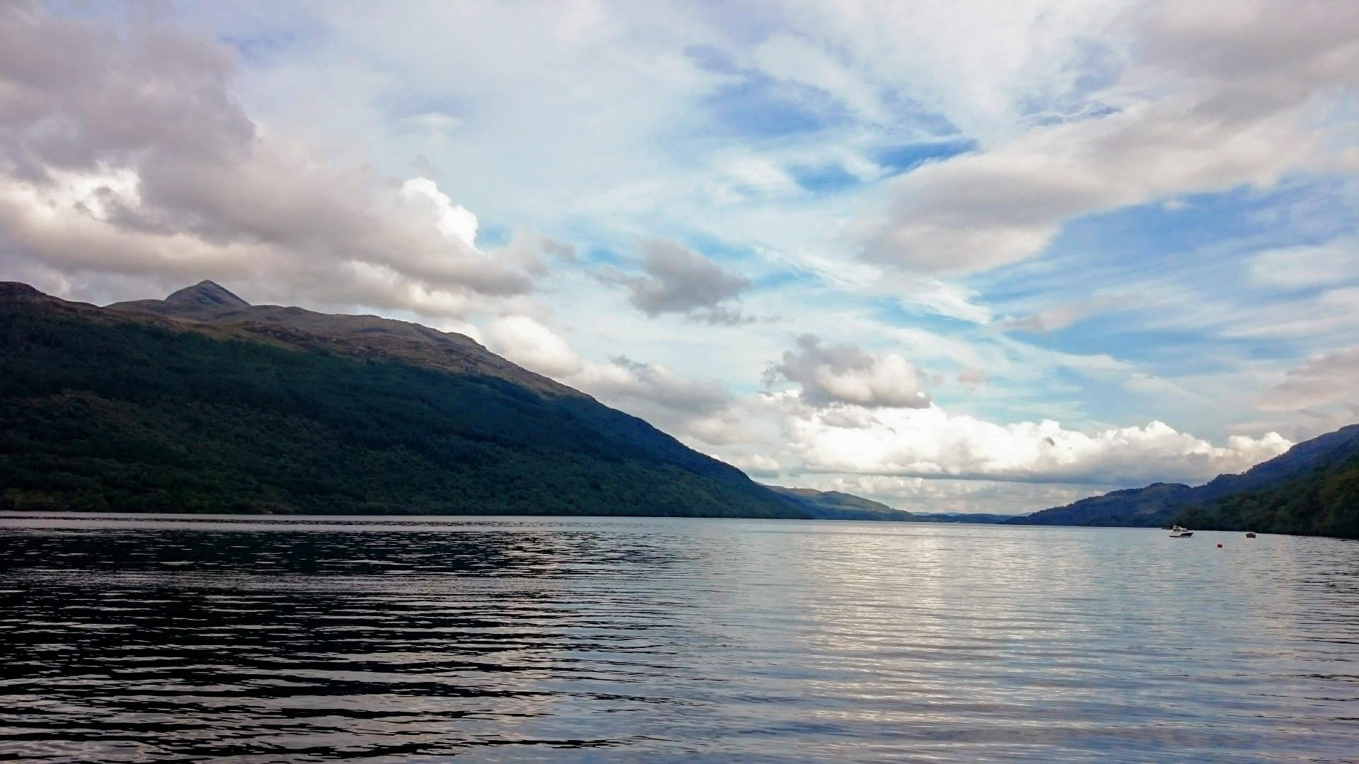 Jezero Loch Lomond