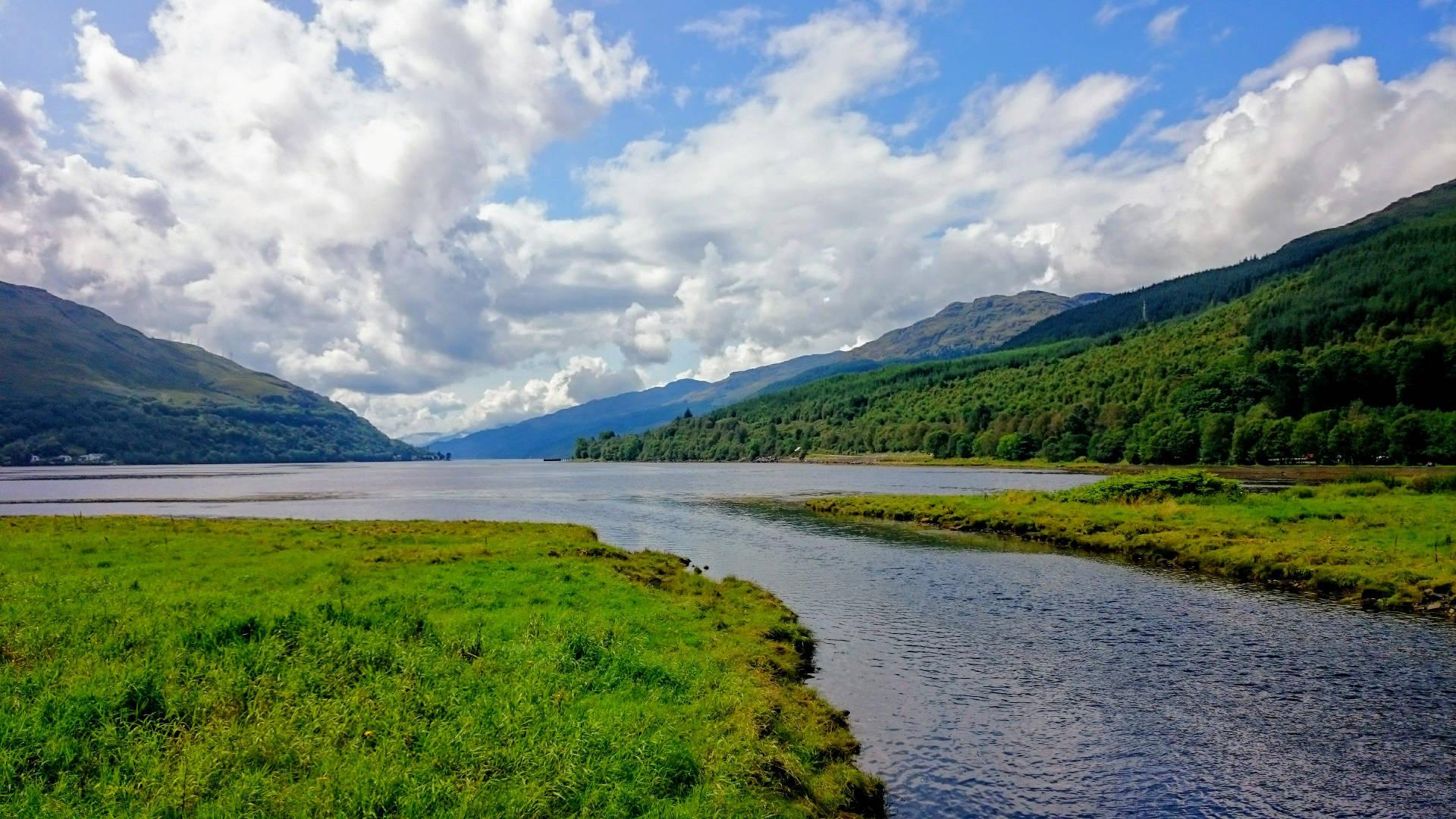 Zátoka Loch Long