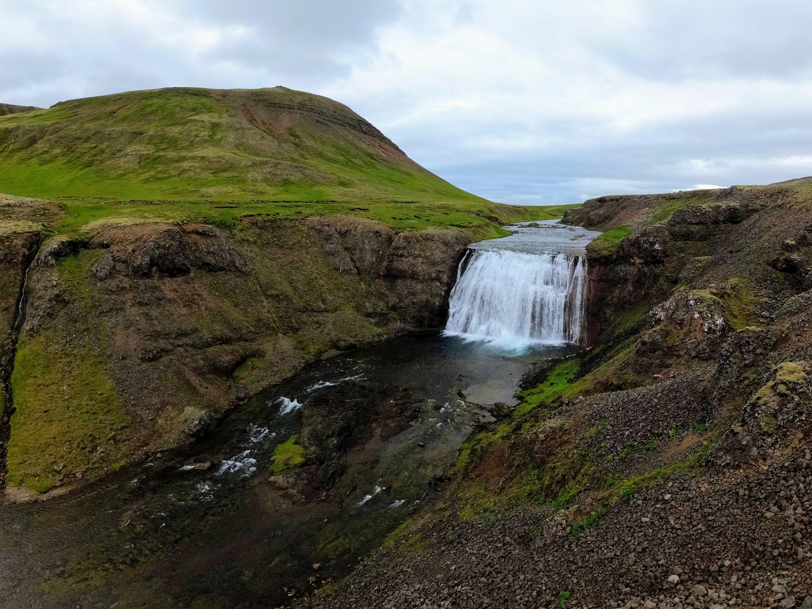 Vodopád Þórufoss