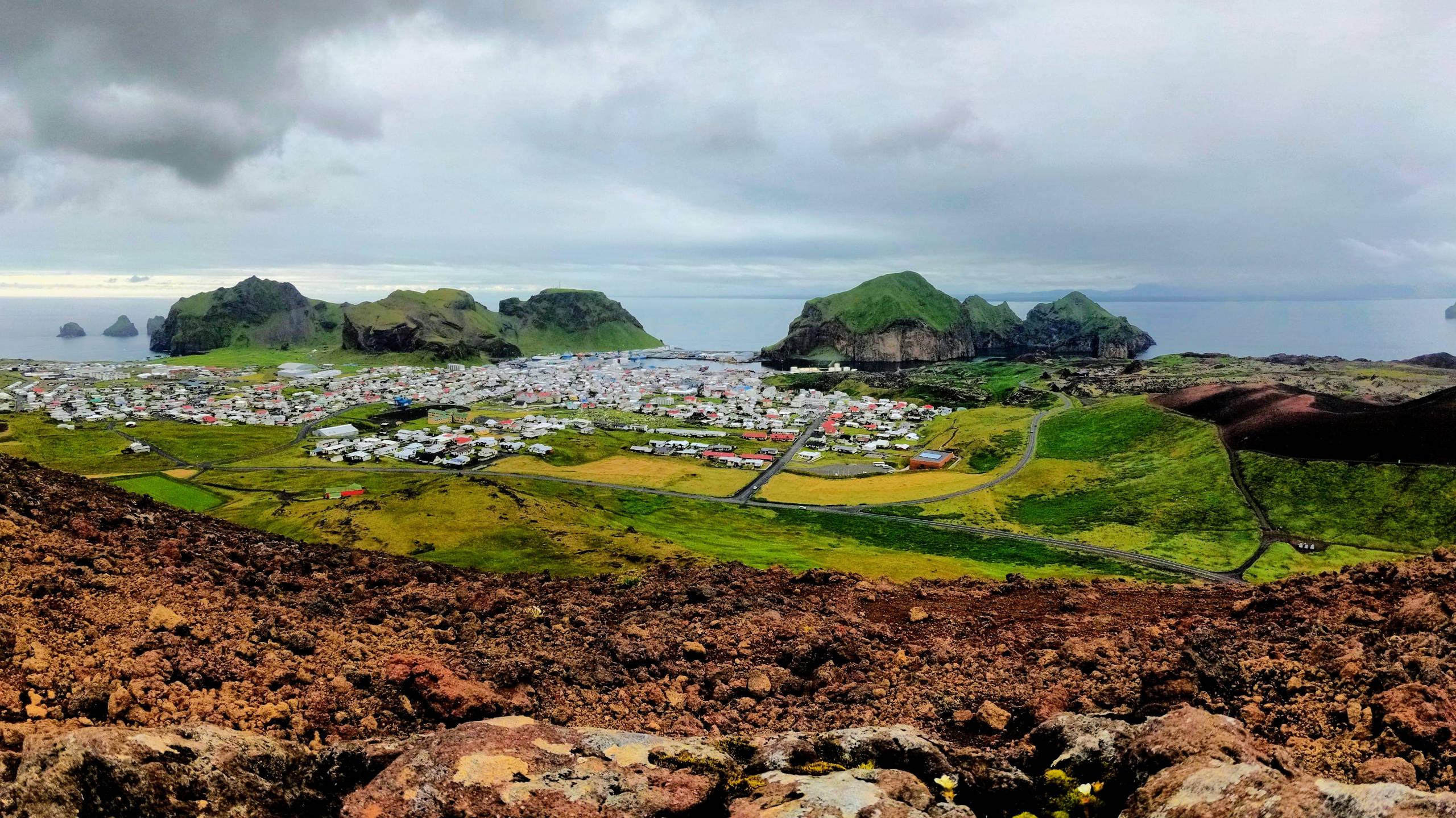 Ostrov Heimaey