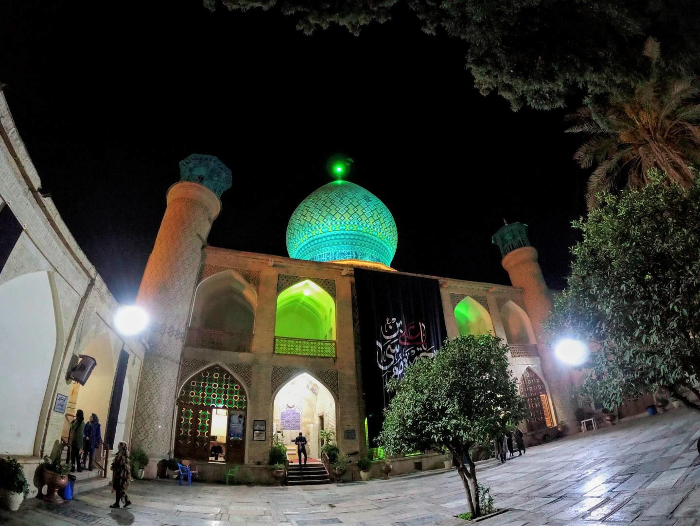 Ali Ibn Hamza Mausoleum