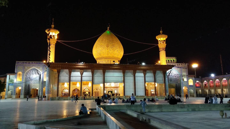 Mešita Šáh Čerag v Šírázu