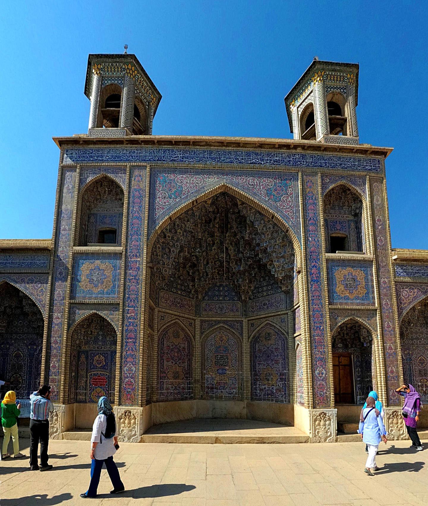 Mešita Násir al Mulk