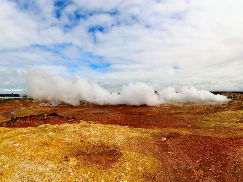 Island – Poloostrov Reykjanes (10)