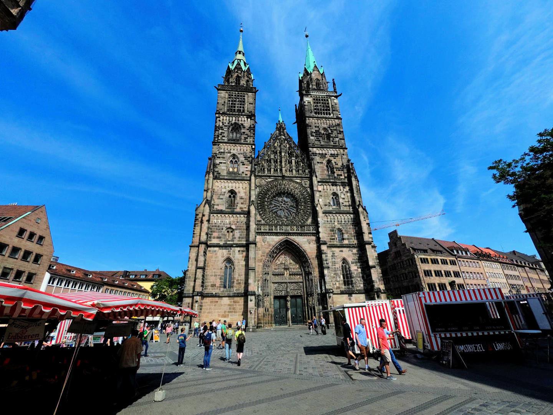Kostel sv. Lorenze v Norimberku