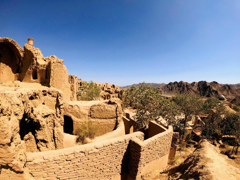 Írán – Jazd a cesta do pouště (4)
