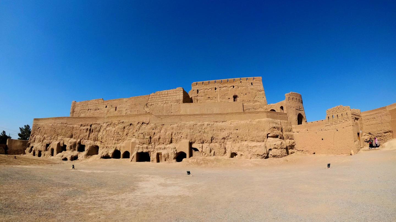Pevnost v Meybodu