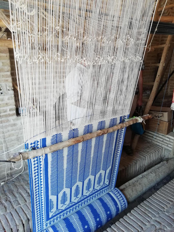 Tkalcovská dílna, Meybod