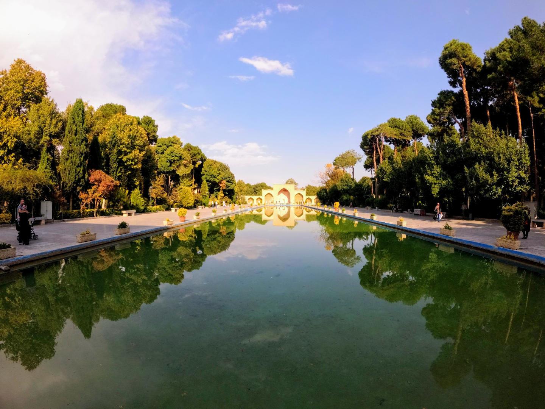 Írán – Isfahán, město zahrad (5)