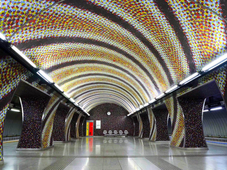 Stanice metra Szent Gellért