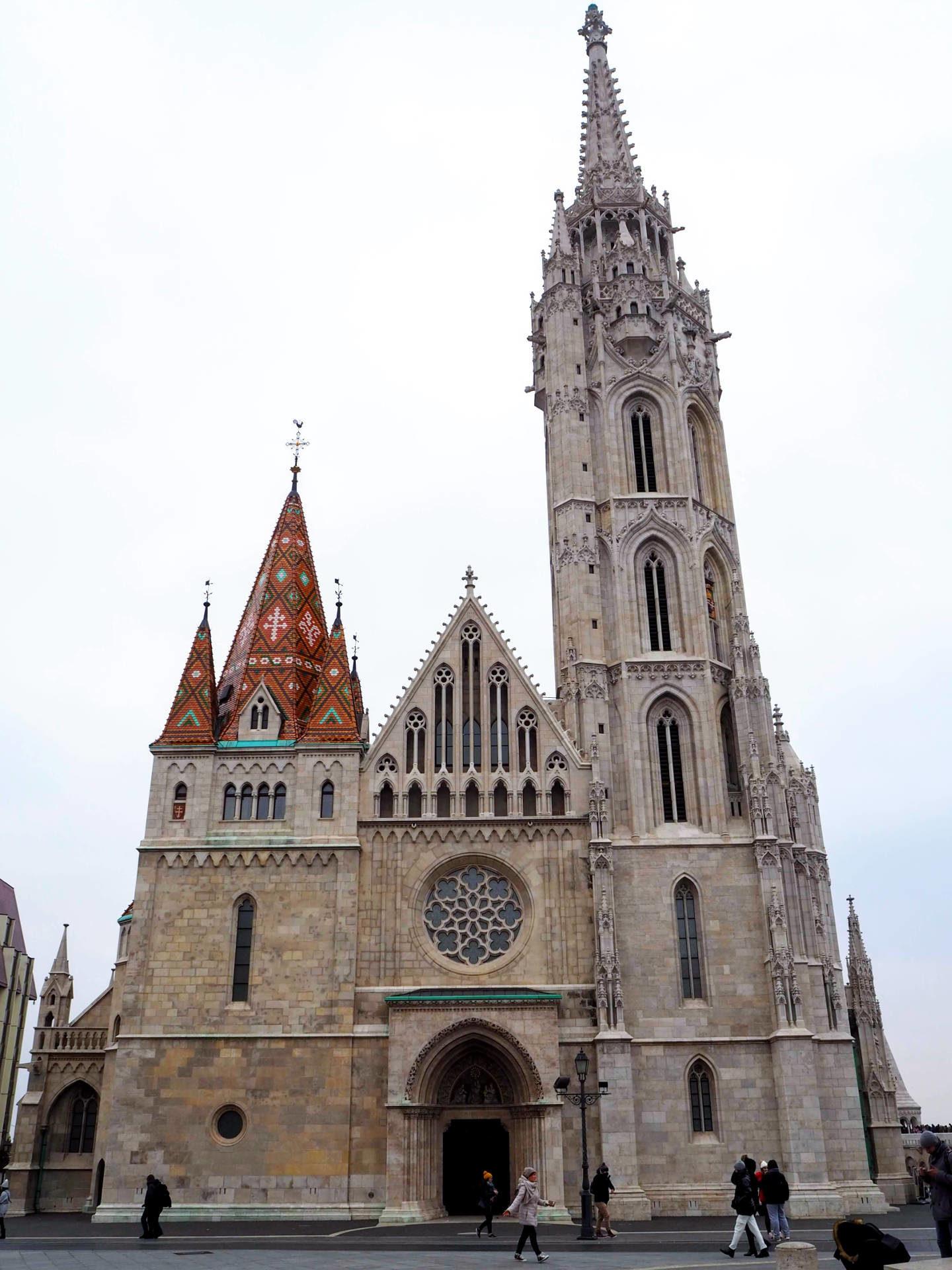 Kostel sv. Matyáše