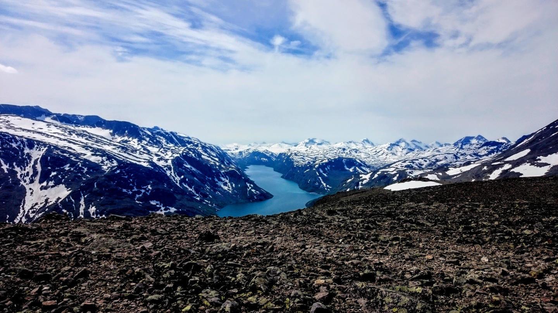 Zážitky z první cesty do Norska