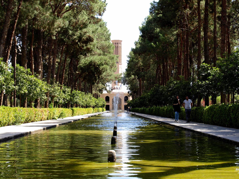 Zahrady Dowlat Abad