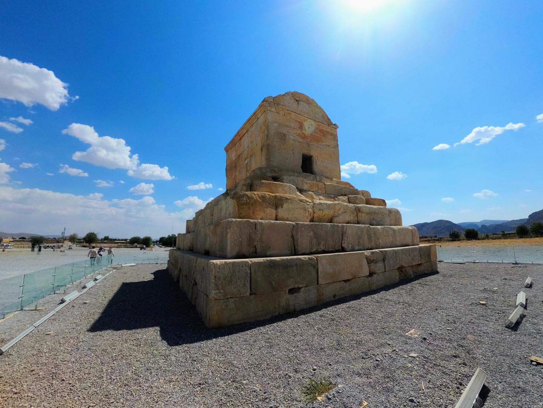 Hrobka Kýrose II., Pasargady