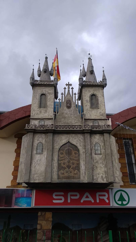 Model týnského chrámu, Playa del Inglés