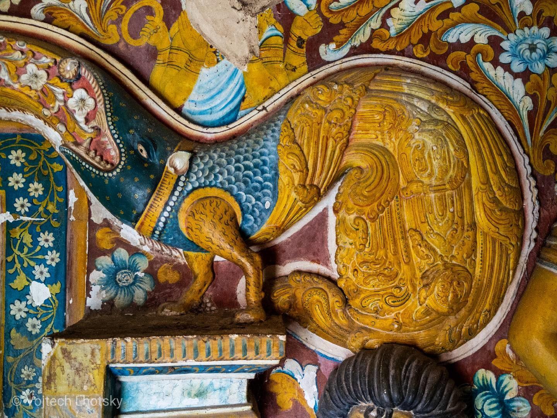 Skalní chrám Mulikirigala