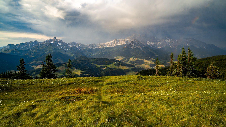 Video: Alpy – Berchtesgaden a Dachstein