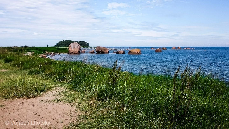 Severní pobřeží u Käsmu