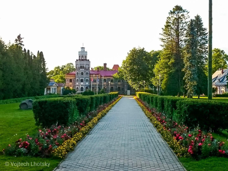 Zámek, Sigulda