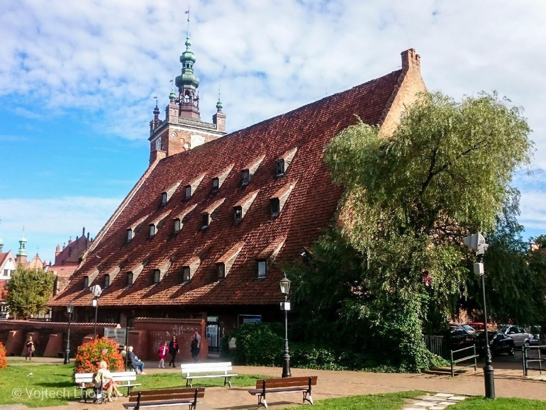 Wielki Mlyn, Gdaňsk