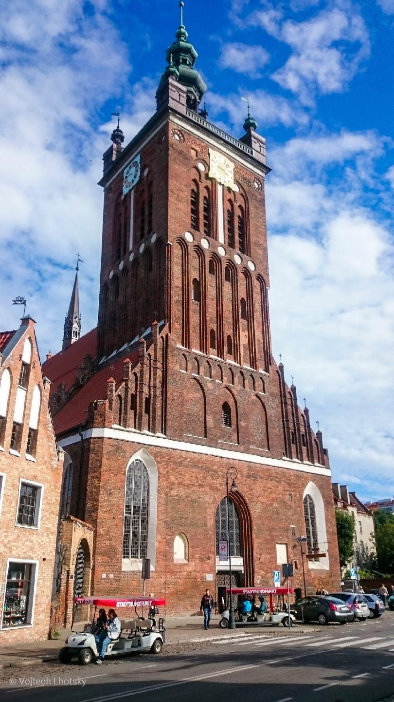 Kostel sv. Kateřiny, Gdaňsk