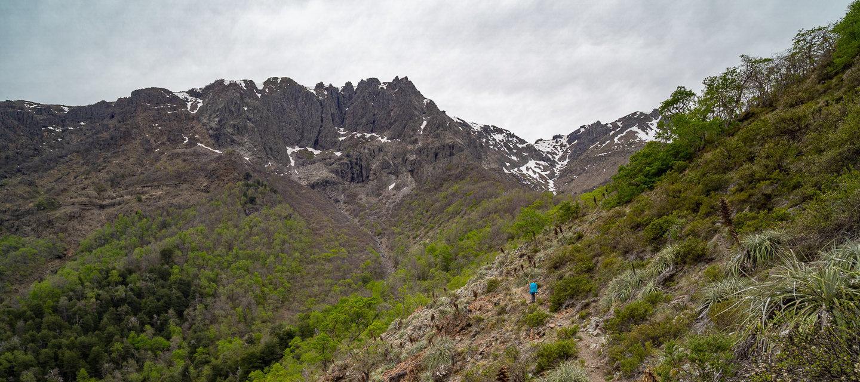 Patagonie – NP Radal Siete Tazas (1)