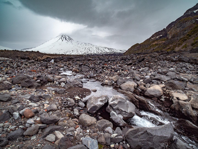 Vulkán Antuco