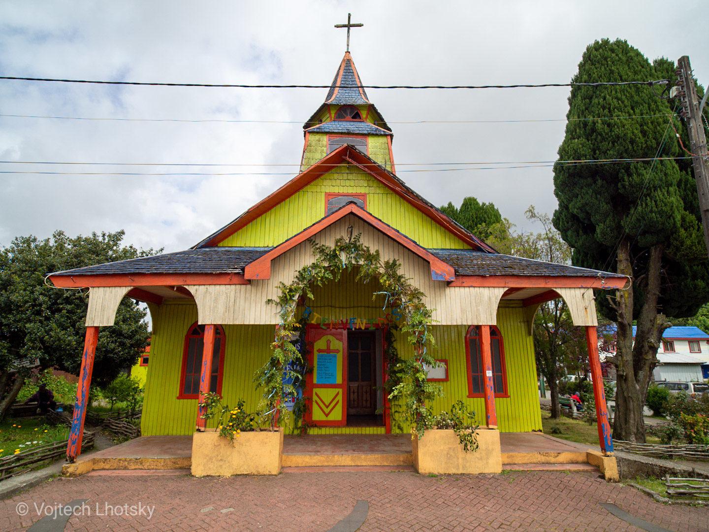 Parroquia Patrocinio de San José, Quemchi
