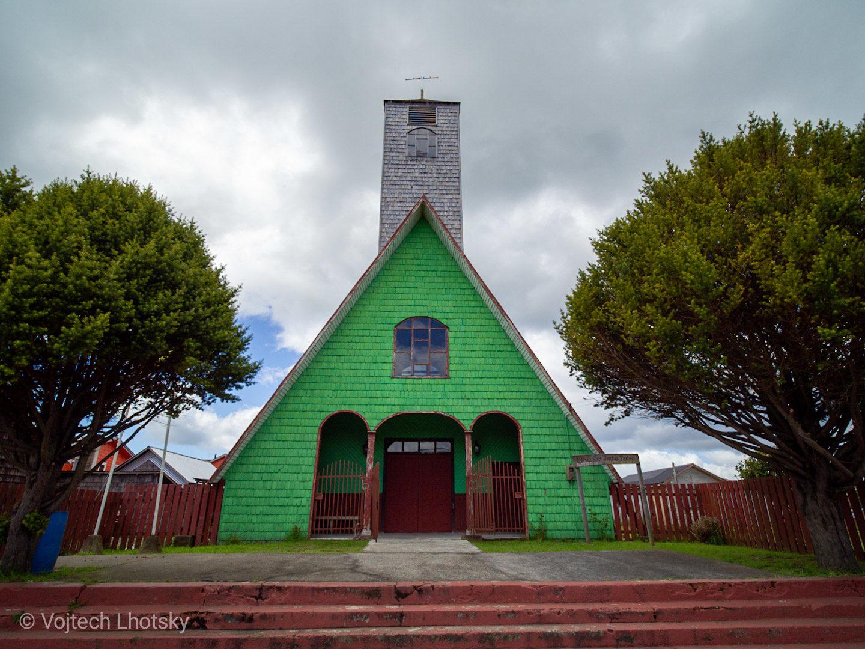Kostel v Curaco de Vélez