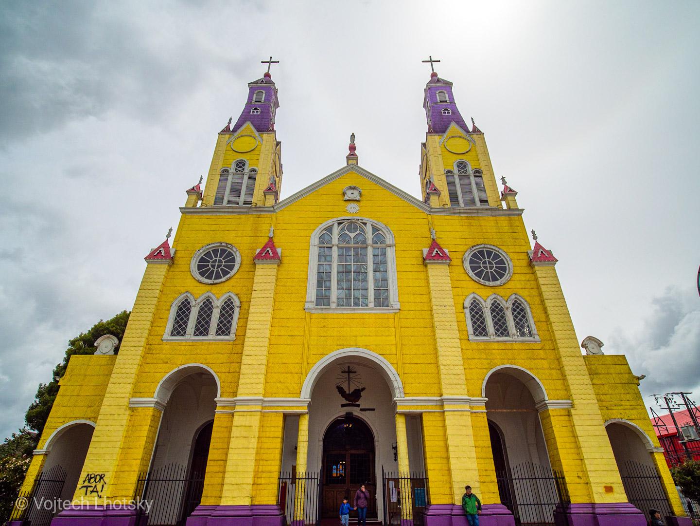 Kostel sv. Františka, Castro