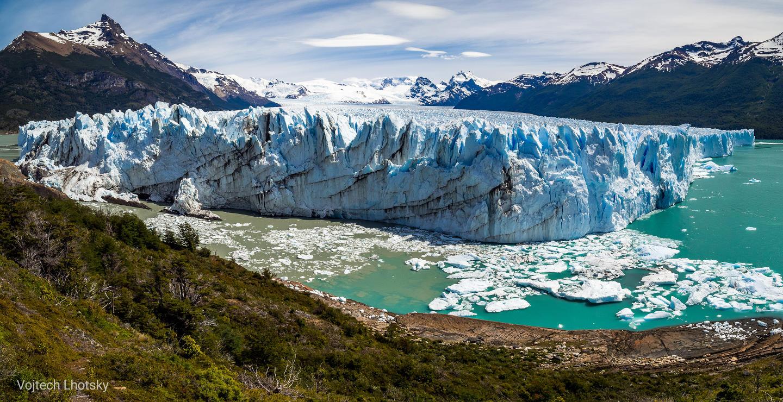 Jižní Patagonie a Ohňová země
