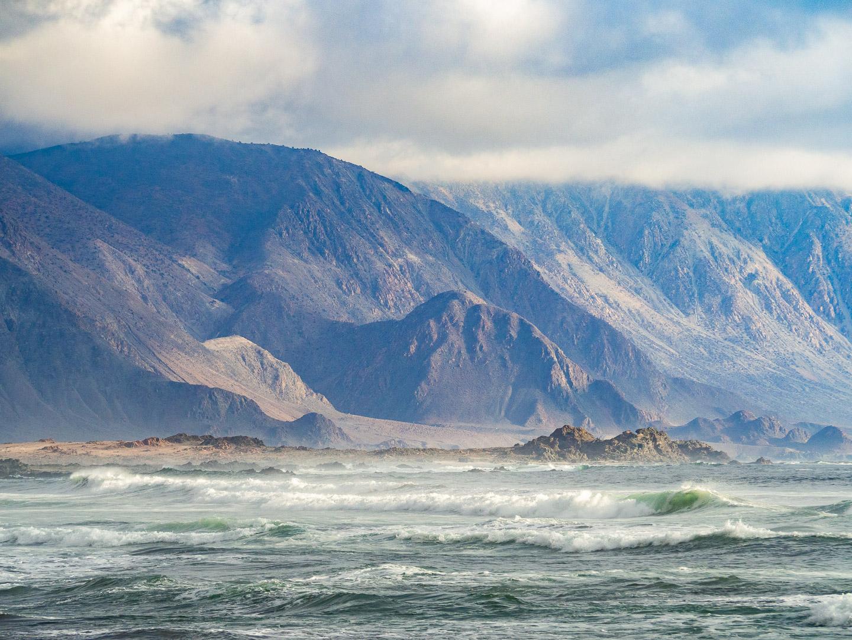 Rozbouřený Pacifik